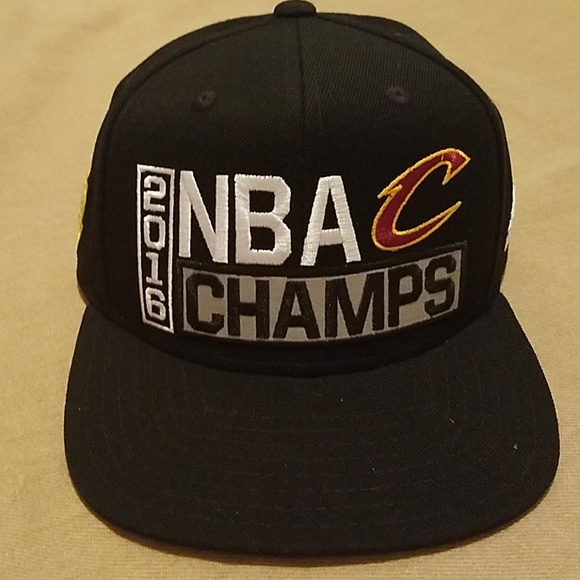 af1cbb46c22 NWT Cleveland Cavaliers Adidas 2016 NBA Champs hat. Boutique. adidas.  15   0. Size